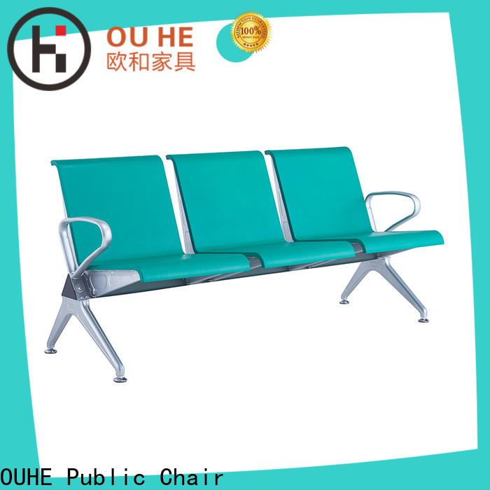 OUHE Custom office waiting room chairs marketing for hospital