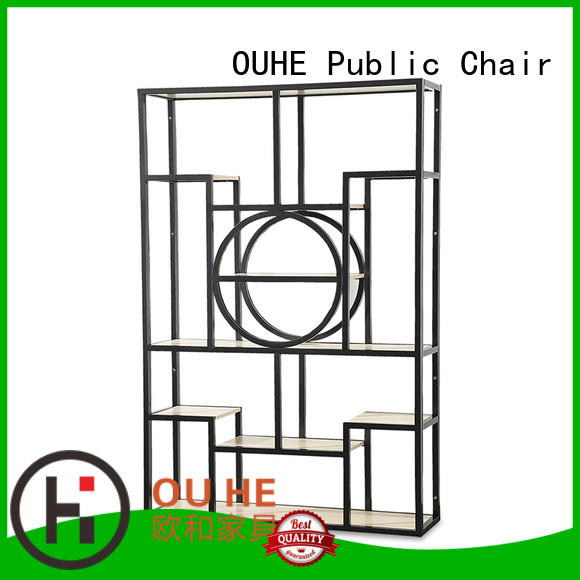 easy to handle Chinese shelf wholesale for living room