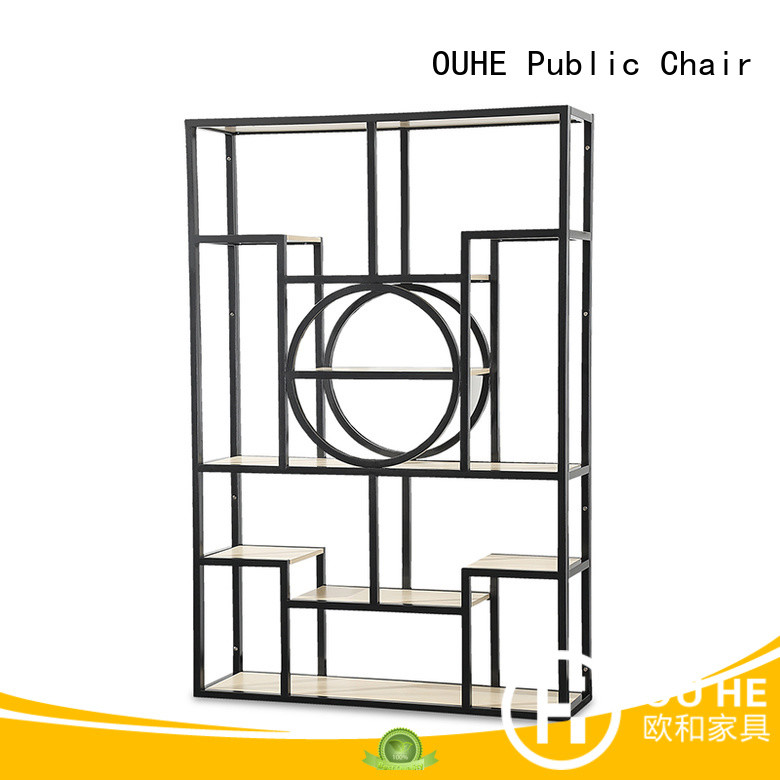 OUHE Chinese shelf factory price for living room