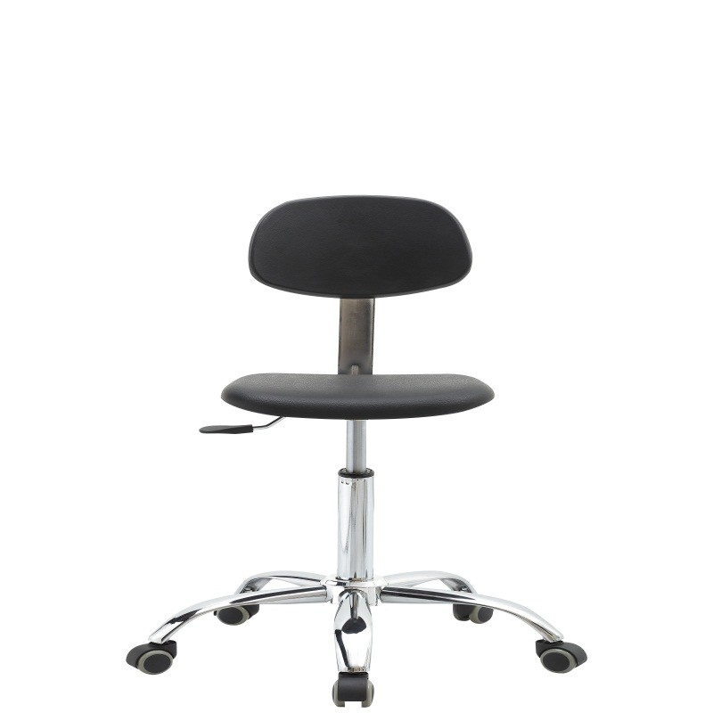 manufacture modern PU bar chair steel plastic bar stool OH8011