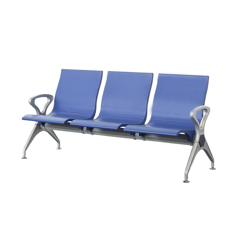 Factory Price New PU Public Airport Waiting Chair P1807