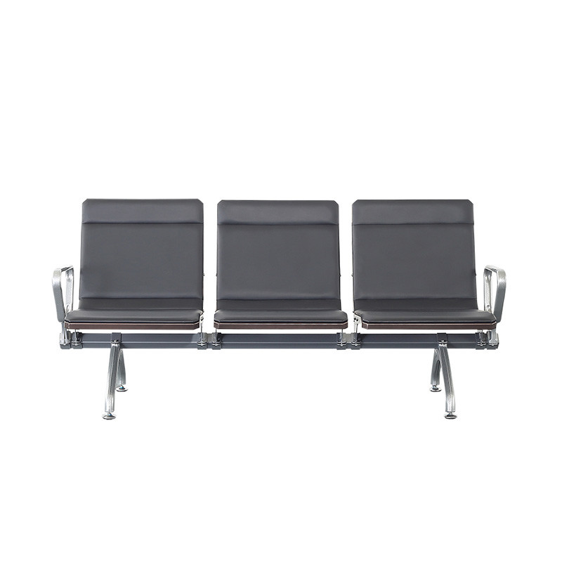 Hot Sale PU Airport Reception Waiting Room Chair P1809