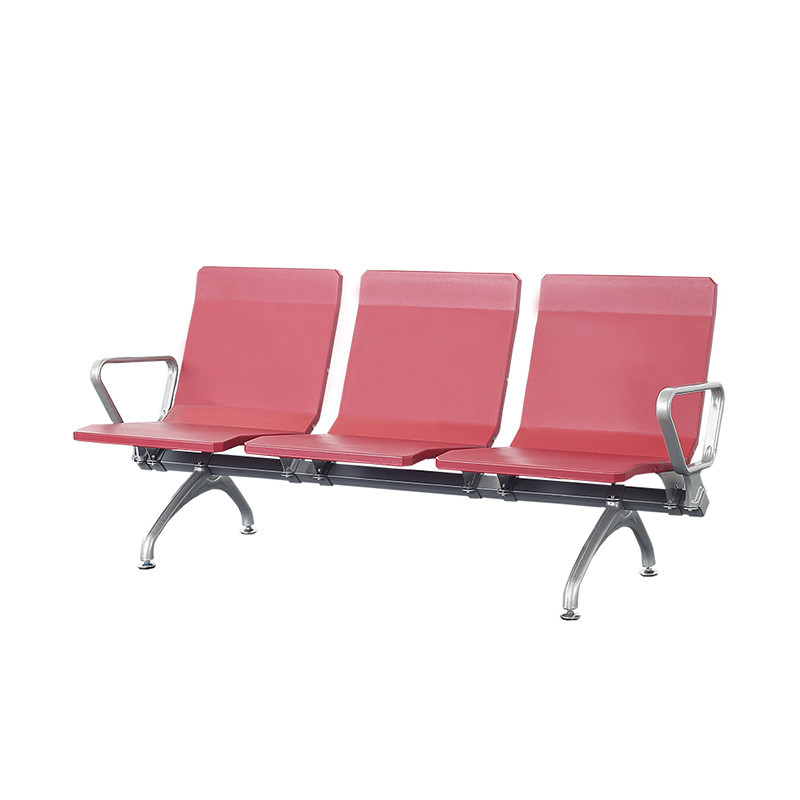 High Quality PU Hospital Airport Waiting Chair P1810