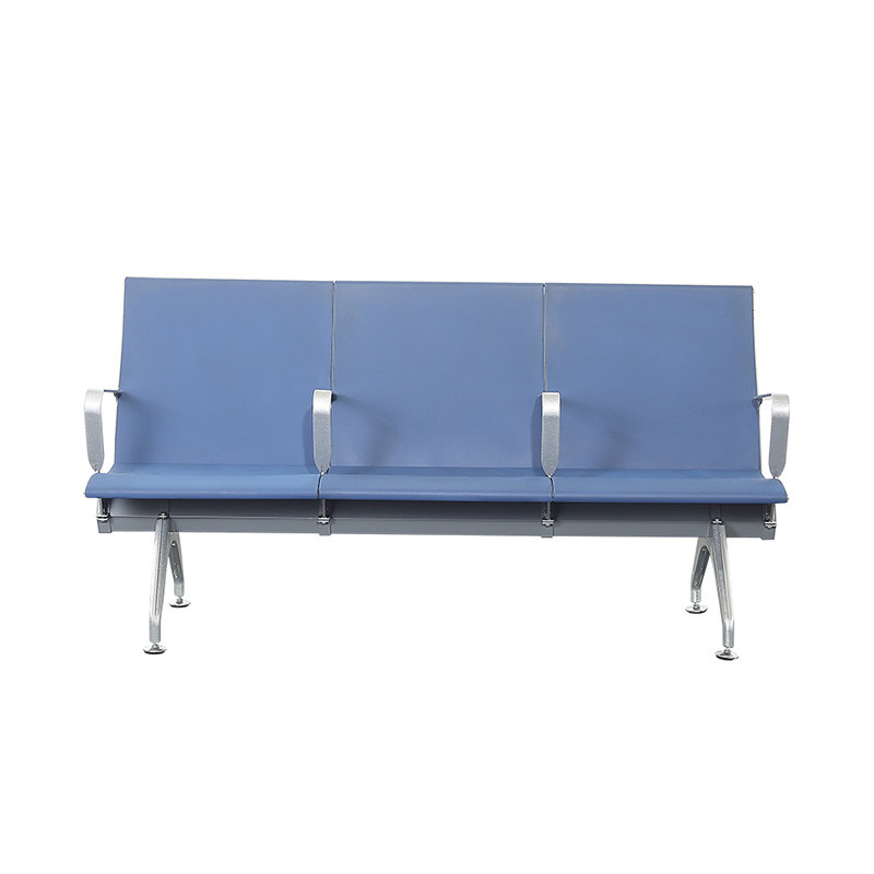 Factory Price 3seater Bank Waiting Room Chair P1813