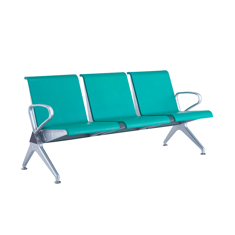 New Design PU Hospital Airport Waiting Chair P1901