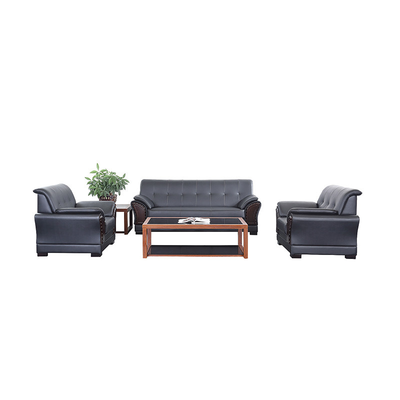 High Quality Best Office Furniture Waiting Sofa OH842