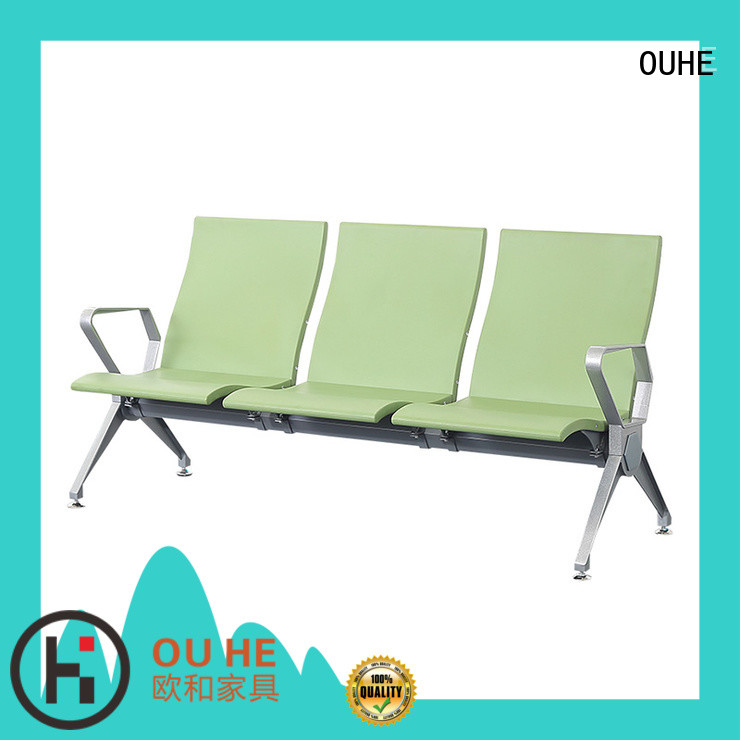 comfortable airport bench seating wholesale for bus station