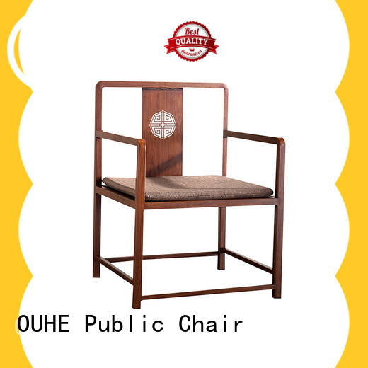 OUHE easy to clean chinese chippendale chair wholesale for home