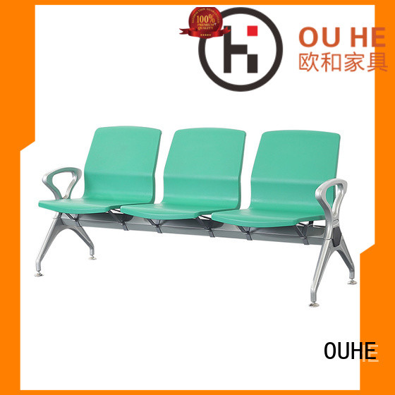 customized airport terminal seating supplier for subway