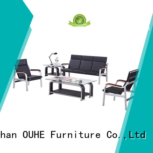 OUHE office sofa set overseas market for office room