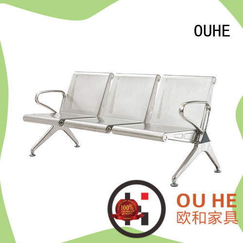 OUHE airport bench owner for bus station