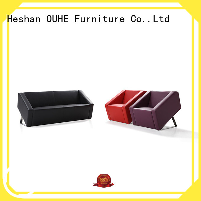 comfortable office waiting sofa for hotel