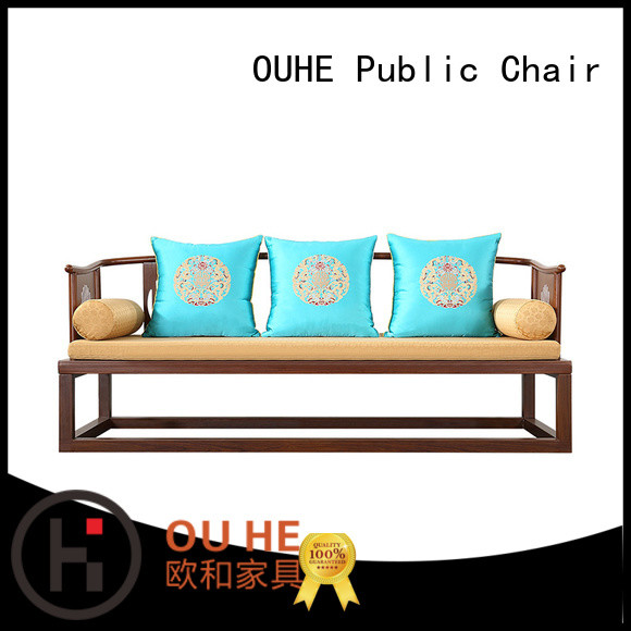 OUHE heat resistant chinese style furniture vendor for reception room
