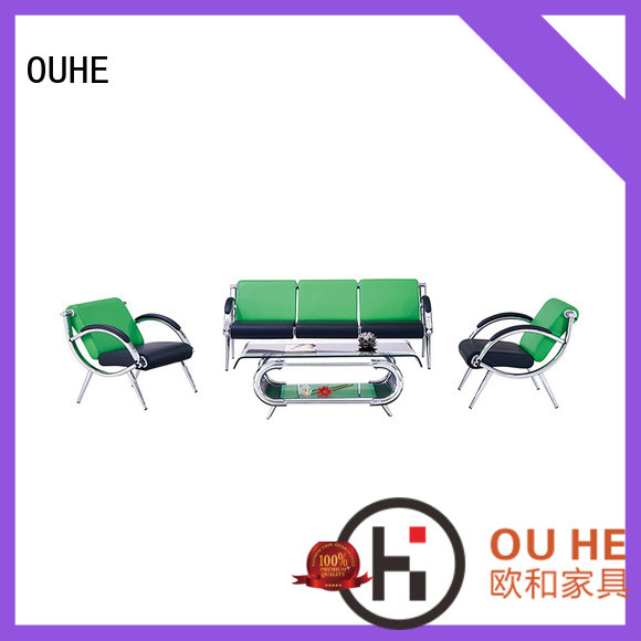 OUHE office sofa supplier for office room
