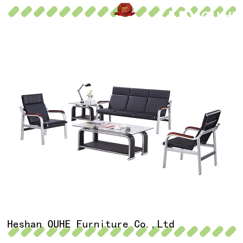 cost-effective office sofa set wholesale for reception room